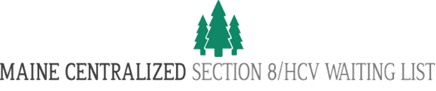Maine Centralized Section 8 Housing Choice Voucher Waiting List Logo