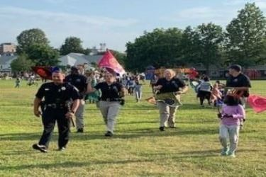 National Night Out Parade Aug 2019