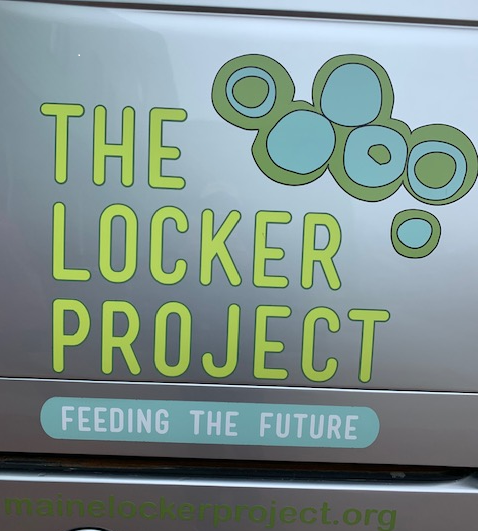 The Locker Project Van Logo