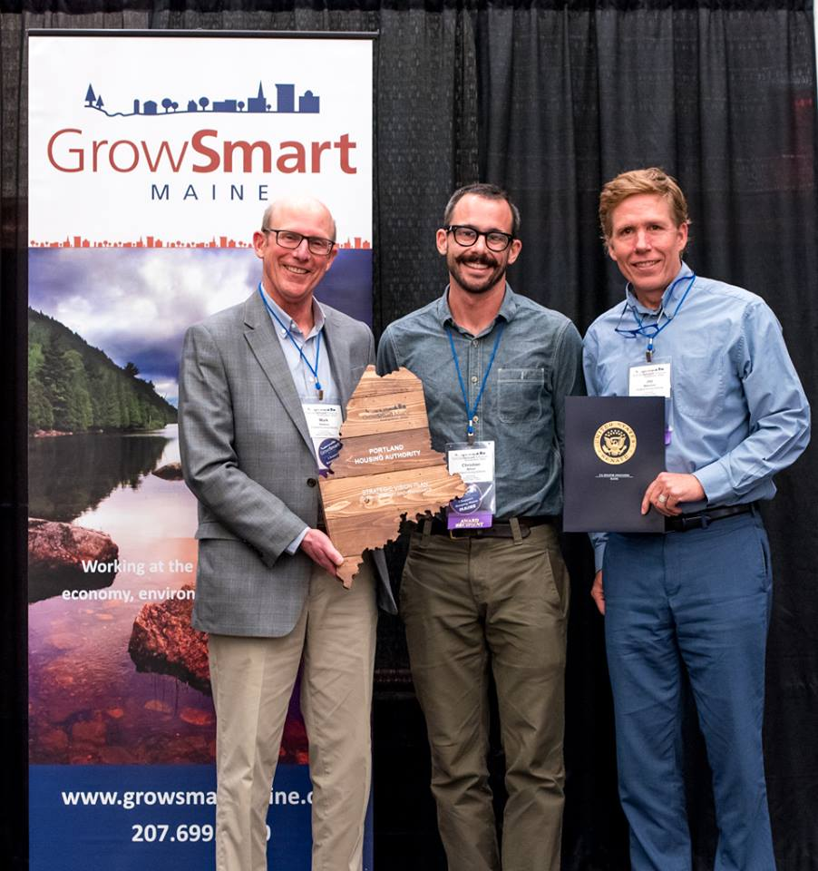 GrowSmart Award Oct 2018