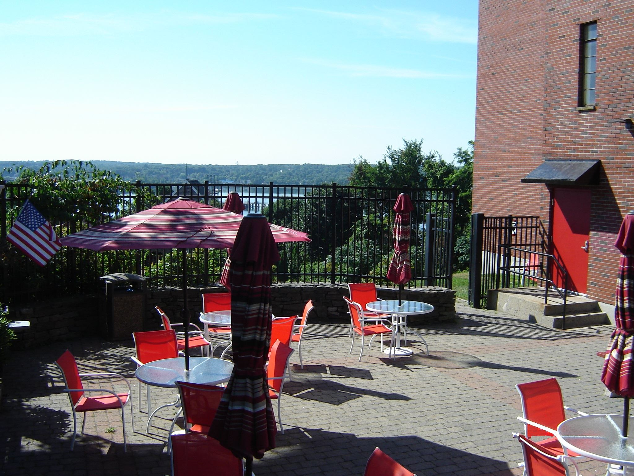 Harbor Terrace Patio